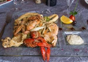 Il Trulletto - Restaurant  & Pizzeria : frittura mista